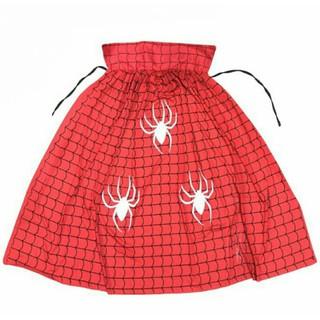 Áo choàng nhện Spiderman Halloween