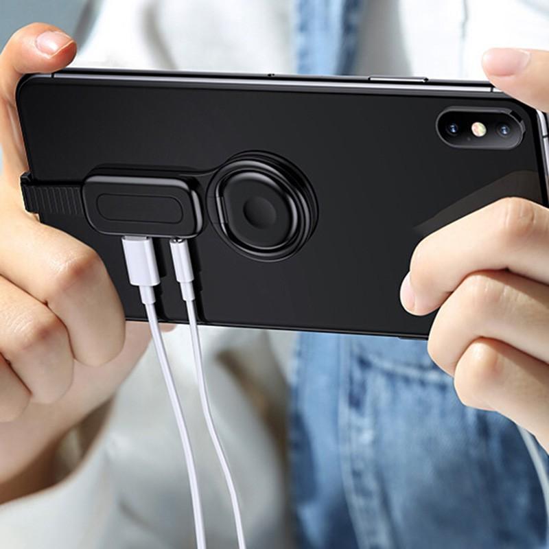 Đầu chuyển cáp lightning sang 3.5mm chuyên dụng cho Iphone XS Max XR X 6 8 7 Plus