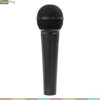 [Mã ELMS5 giảm 7% đơn 300K] Micro Ultravoice Dynamic Vocal cho sân khấu và thu âm Behringer XM8500