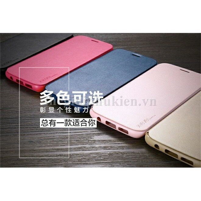 Bao da SamSung Galaxy Note FE /Note 7 chính hãng FIBCOLOR PIPILU X-Level HongKong