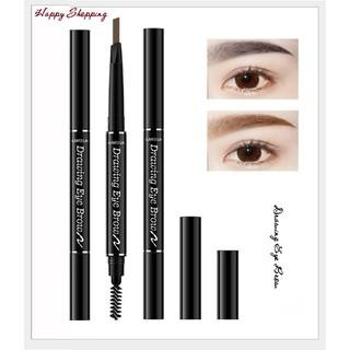 Bút Kẻ Mày Drawiing Eye Brow 2 Trong 1 thumbnail