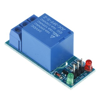 span-new 1 channel 24v relay module board shield for arduino with