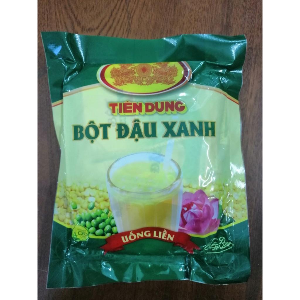 Bột đậu xanh uống liền Tiên Dung 400g Date 11/2021
