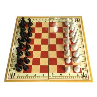 Bộ cờ vua không nam châm kt 31cm x 31cm