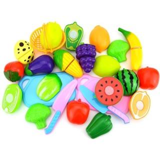 Set đồ chơi cắt hoa quả Montes