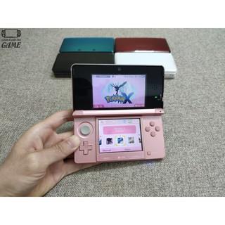 Máy game Nintendo 3DS (Game cài sẵn Free)