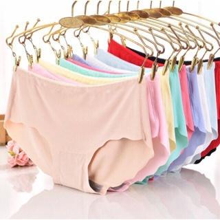 Yêu ThíchSỉ Quần Lót Su Thun Lạnh Nhập Khẩu Không Đường Viền May – Quần Lót Nữ Cotton Nhiều Màu