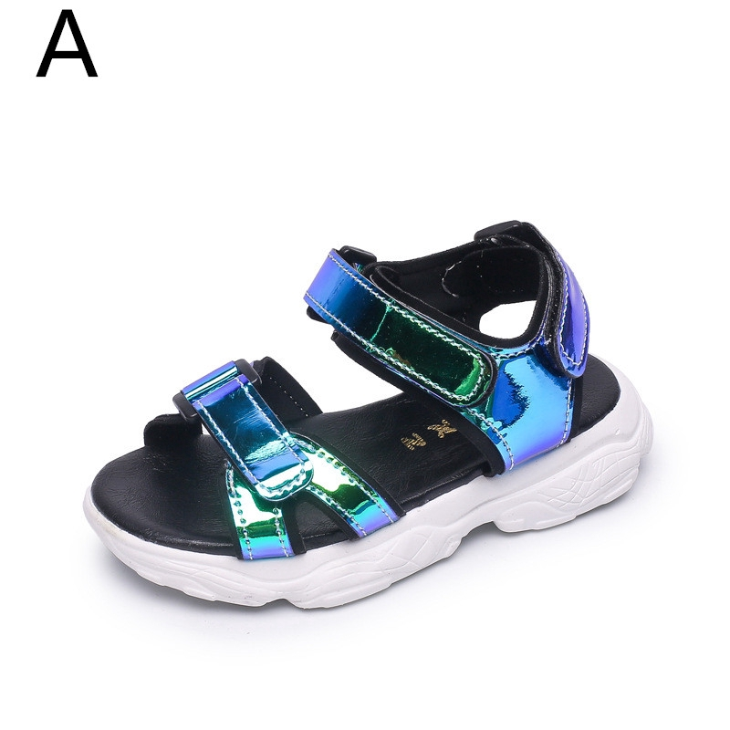 Kids Sandals 2019 Summer Fashion Boys Girls Beach Sandals Kids Casual Sandals