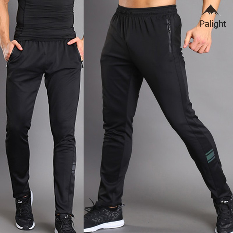 ✨PA✨ Men Sport Pants Trousers Breathable Casual for Running Training Fitness Summer
