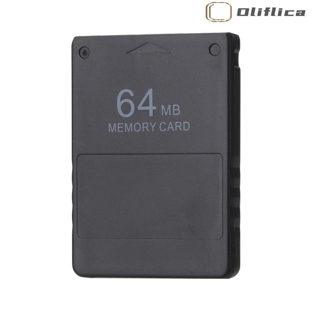 Thẻ Nhớ 64m Cho Sony Playstation 2 Ps2 - Thẻ nhớ máy ảnh