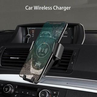 [ SIÊU GIÁ RẺ ] Giá đỡ điện thoại kiêm sạc không dây dành cho ô tô