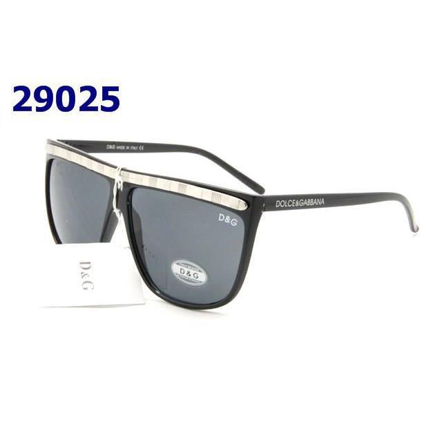 Chín màu Bản gốc D & G Men Ms Leisure Sunglasses-2
