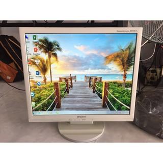 Màn hình vi tính PC 19in Nec Mitsubishi sharp nhật bảo vệ mắt đẹp hơn cả màn hình mới thumbnail