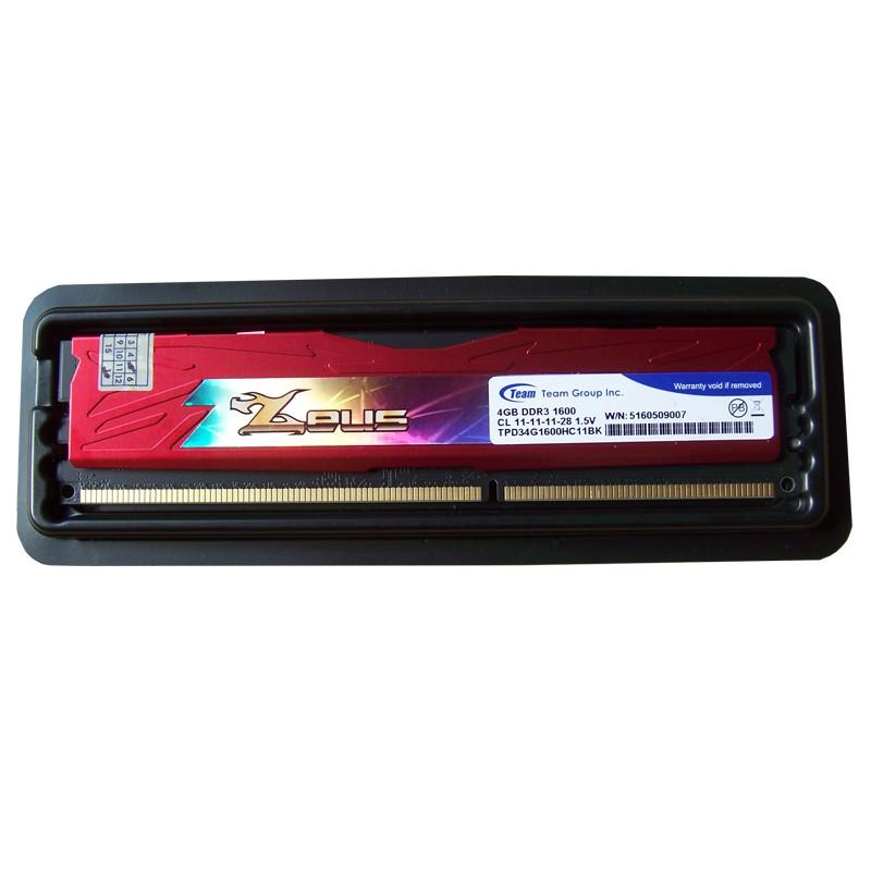 Ram Team Elite Zeus 4GB DDR3 Bus1600 Tản nhiệt