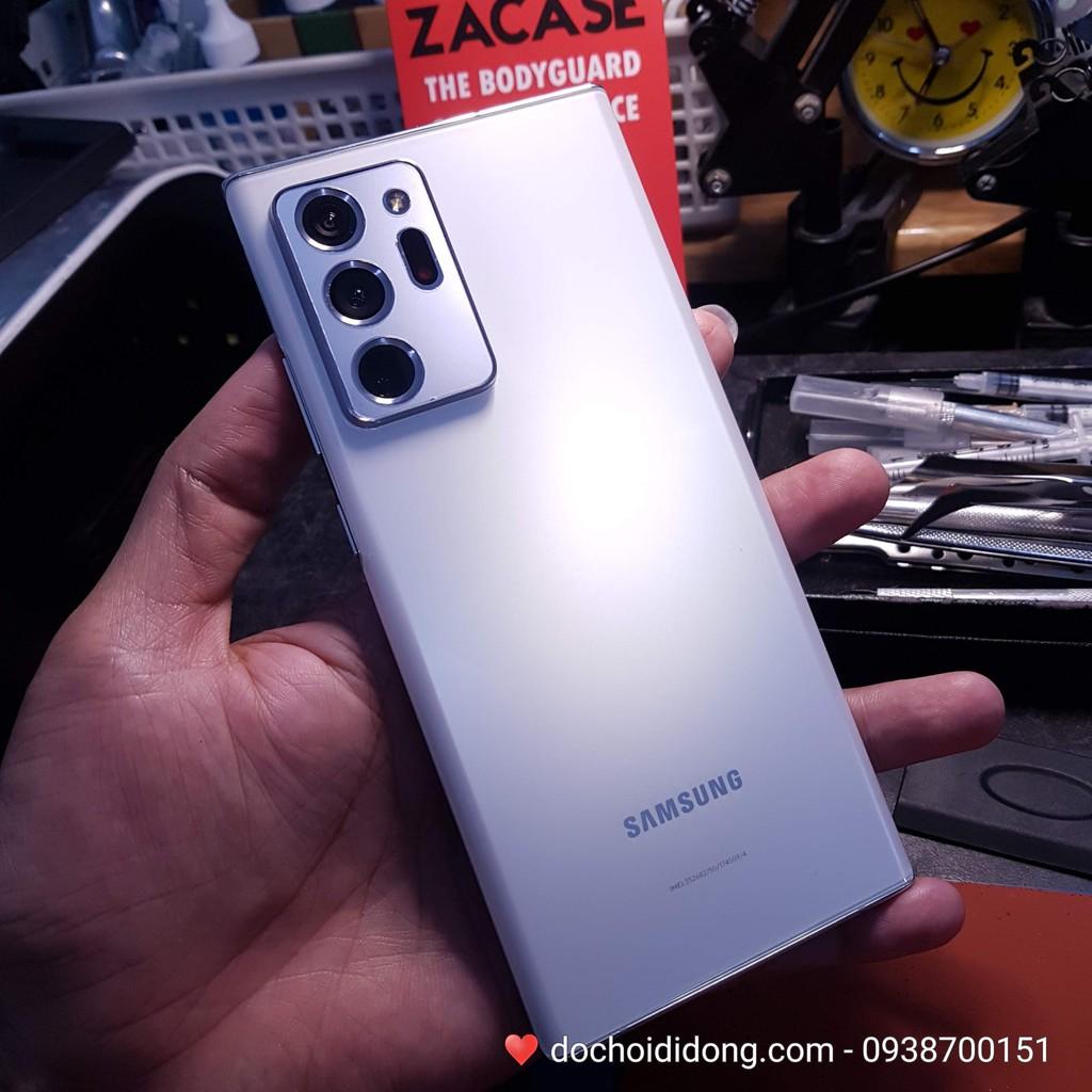 Miếng dán PPF Rock Samsung Note 20 Ultra trong, nhám, đổi màu cao cấp