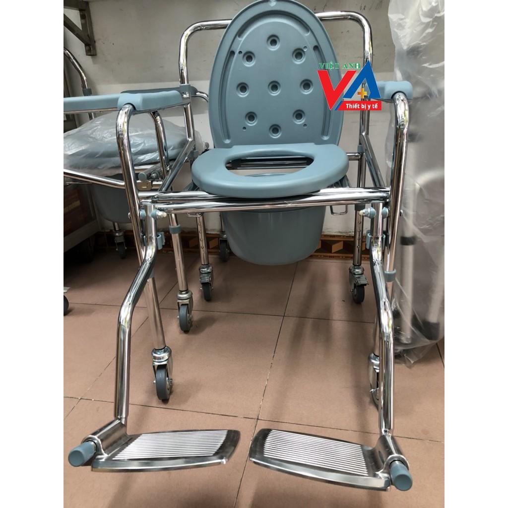 Ghế bô vệ sinh có bánh xe, có chỗ để chân Lucass GX-300 - 14666360 , 1090671820 , 322_1090671820 , 790000 , Ghe-bo-ve-sinh-co-banh-xe-co-cho-de-chan-Lucass-GX-300-322_1090671820 , shopee.vn , Ghế bô vệ sinh có bánh xe, có chỗ để chân Lucass GX-300