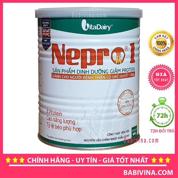 Sữa Bột Nepro 1 400g