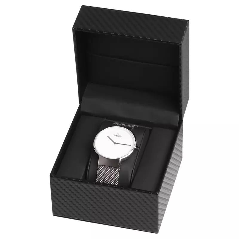 Đồng hồ nam SRWATCH SG5521.1102 trắng mang kiểu dáng hiện đại và trẻ Trung Bảo hành