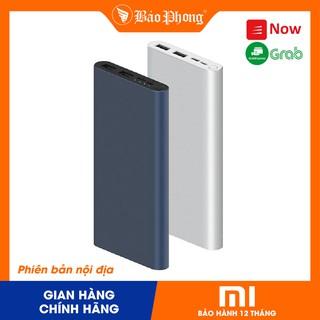 Pin dự phòng Xiaomi 10000 mAh Gen 3 (sạc nhanh 18w Type-c) – Hàng Chính Hãng