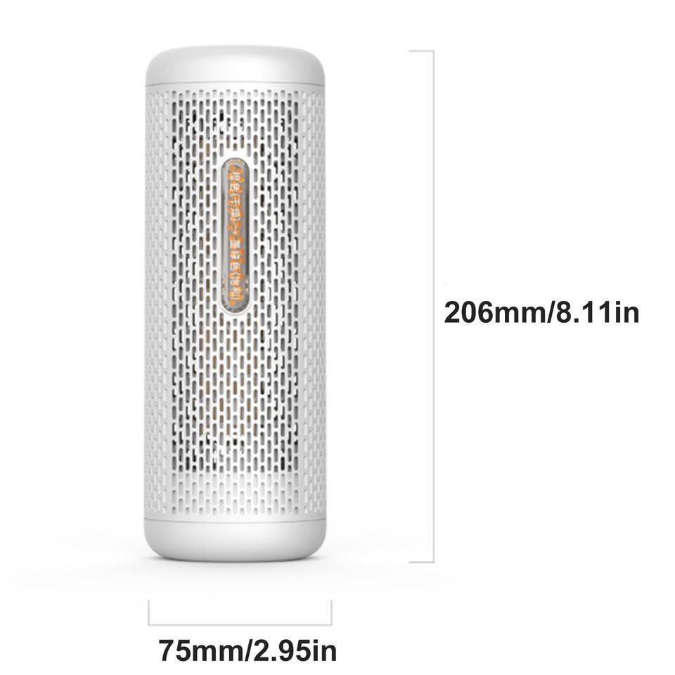 Máy Hút Ẩm Không Khí Mini Xiaomi Delmar Dem-Cs10M Không Cần Khử Mùi 0    Nông Trại Vui Vẻ - Shop