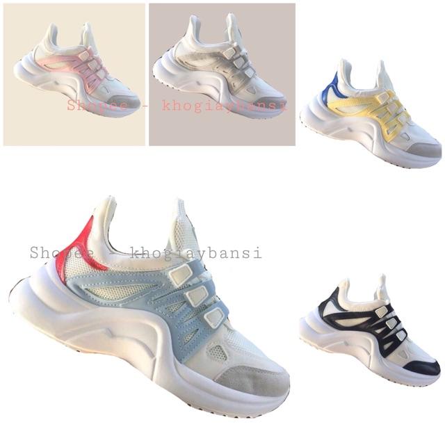 Giày thể thao cao cấp Nữ bán sỉ 180k full size 35 - 39 Mã 201