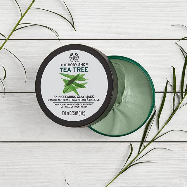 Mặt nạ đất sét The Body Shop Tea Tree