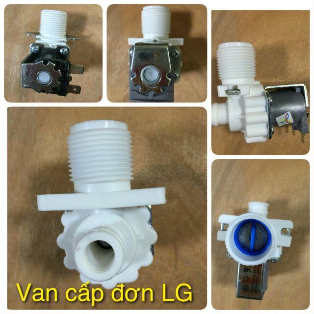 Van cấp đơn máy giặt LG - 3107053 , 992105496 , 322_992105496 , 41300 , Van-cap-don-may-giat-LG-322_992105496 , shopee.vn , Van cấp đơn máy giặt LG