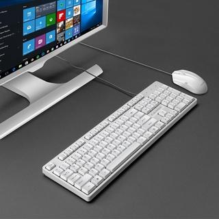Bàn Phím Có Dây+Chuột phù hợp usbGiao Diện Máy Tính Để Bàn Bàn Phím Laptop
