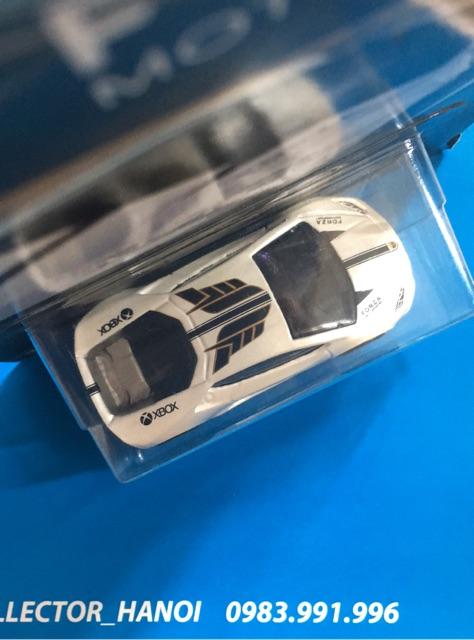 Xe Hot Wheels - Lamborghini Huracán LP 610-4