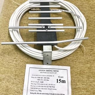 Yêu ThíchĂngten tivi siêu nét+ 15 mét dây có rắc cắm