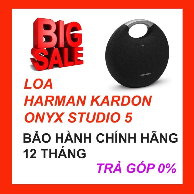 Loa Harman Kardon Onyx Studio 5 - Hàng chính hãng PGI bảo hành 12 Tháng