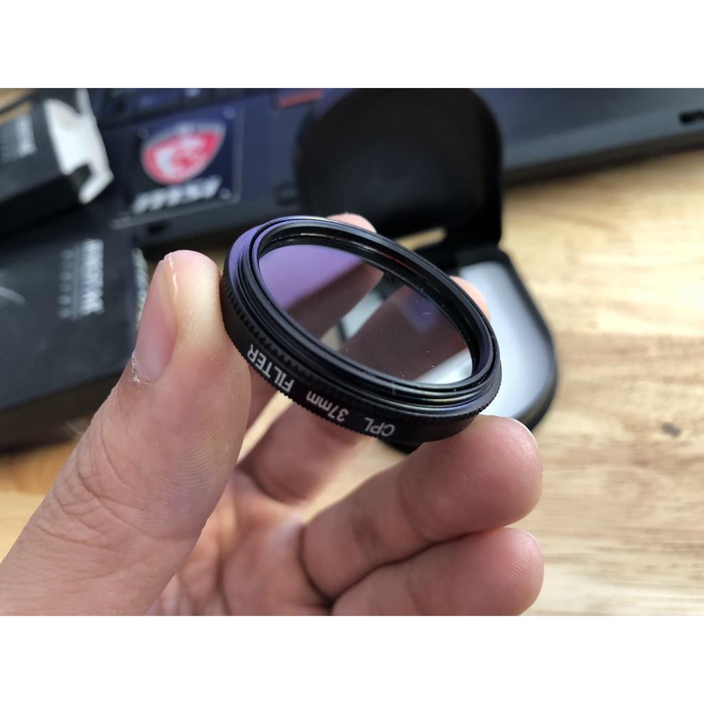 [SUPER SALE] Kính lọc filter CPL 37mm SingDigital dành cho Smartphone (Chính hãng)