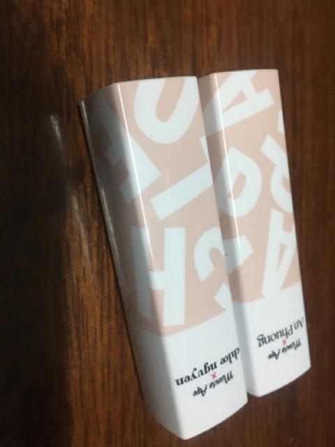 Đánh giá sản phẩm Son thỏi Miracle Apo x An Phương Holiday Collection Lipstick 4g của hhanhng
