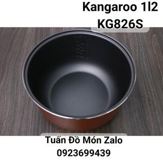 Ruột Nồi, Lòng Nồi cơm điện Kangaroo 1.2 lít KG826S phụ tùng linh kiện chính hãng