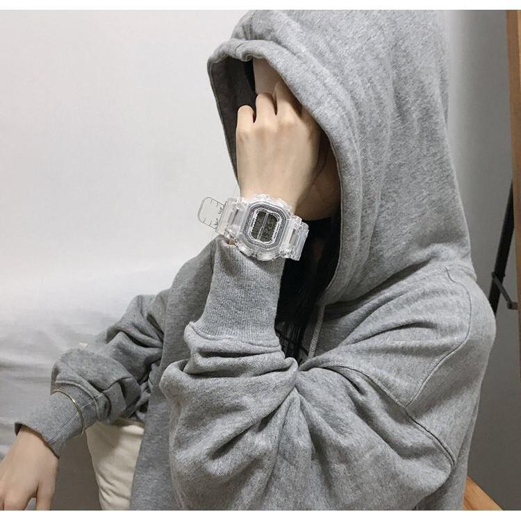 Đồng hồ thể thao nam nữ Shhors siêu đẹp DH69