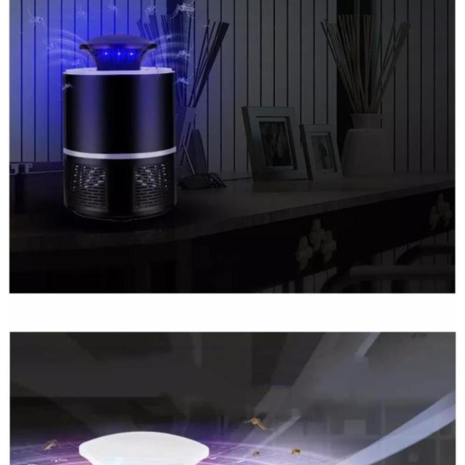 [ HÀNG CHÍNH HÃNG ]Đèn Bắt Muỗi Thông Minh Mosquito Killer Cắm USB Thế Hệ 2021