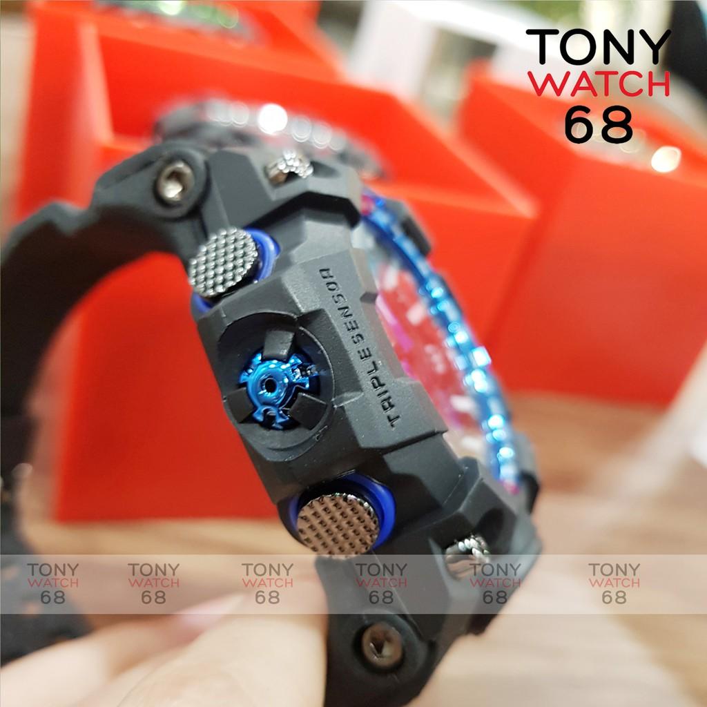 Đồng hồ điện tử thể thao đôi nam nữ SL SPORT chính hãng chống nước dây cao su