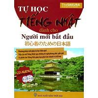 Tự Học Tiếng Nhật Dành Cho Người Mới Bắt Đầu (Kèm CD Hoặc Dùng App) GIÁ BÌA 78.000VNĐ