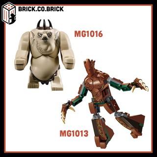 MG1016 (CÓ SẴN) - Đồ chơi lắp ráp minifigures lego nhân vật lego người cây và vua yêu tinh thumbnail