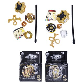 Beyblade burst B-111-86 B-00-100 starter set with launcher grip kids gift toys