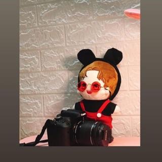 Doll Yoochun 20cm
