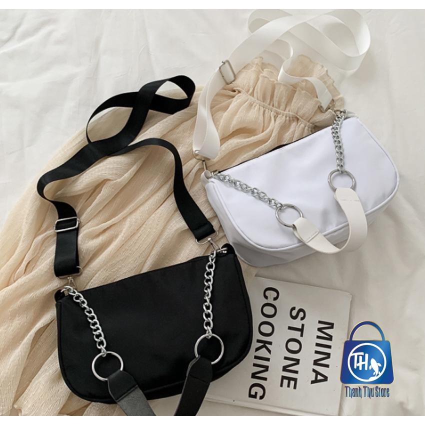 Túi nữ, túi kẹp nách vải dù 2 dây BH 432