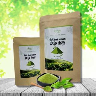 Bột trà xanh làm đẹp Song Việt nguyên chất gói 50Gram