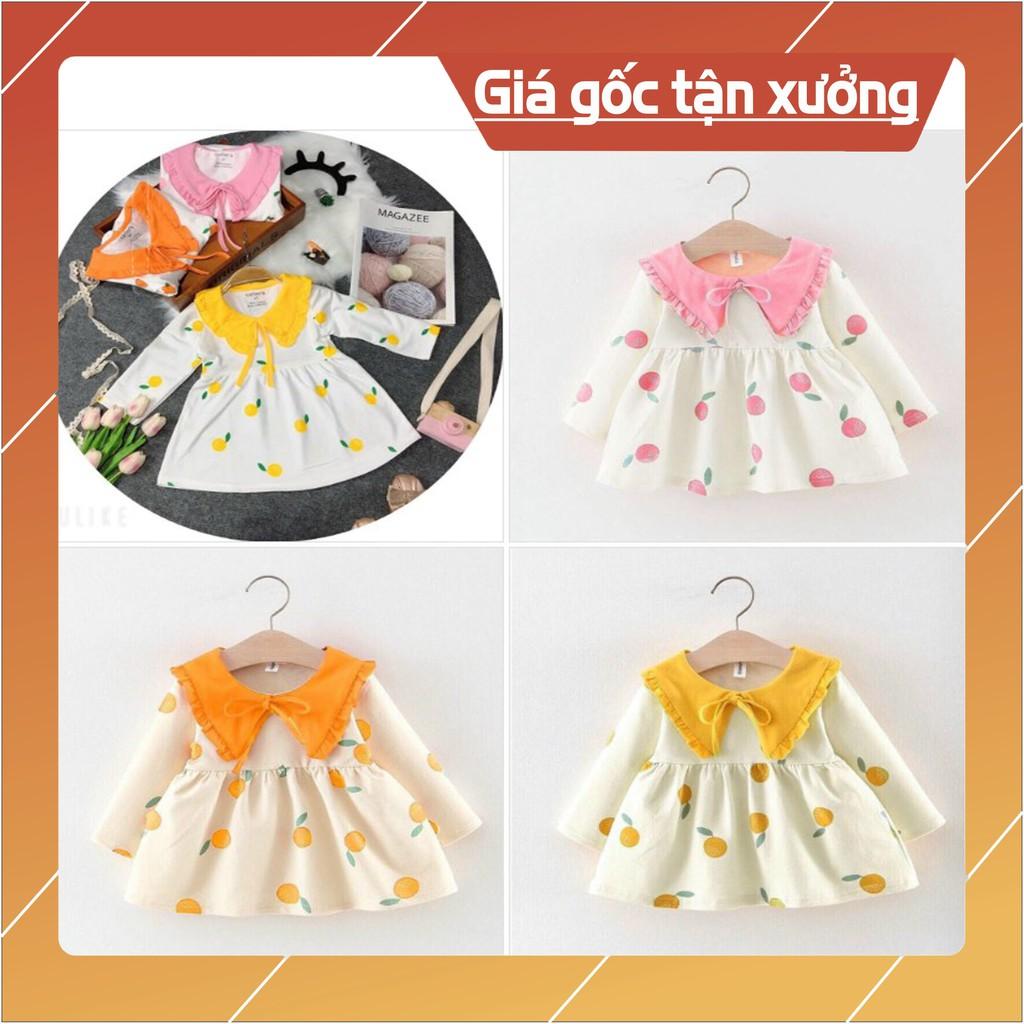 Váy Công Chúa cho bé Yêu ❤️ Thời Trang bé Gái [ Size từ 5 -19 Kg, Chất Liệu : Da cá Tàu,mát, tấm hút mồ hôi ] [MN210]