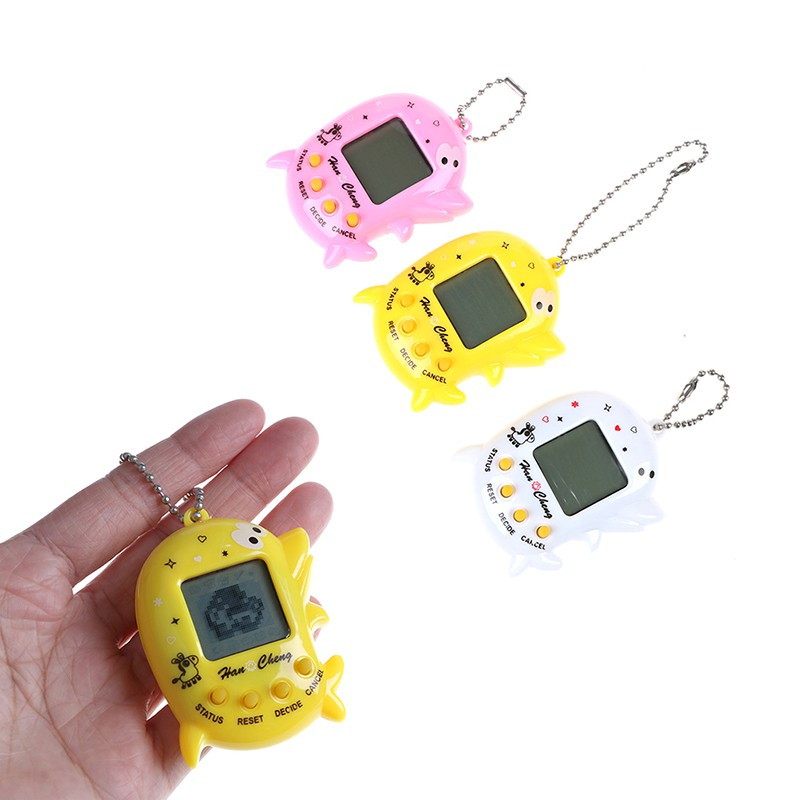Youyimaoli 168 IN 1 dolphin tamagotchi electronic pets toy nostalgic virtual pet toy gift