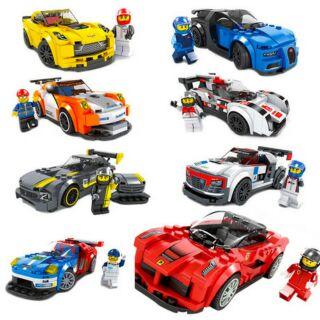 LEGO XE LẮP RÁP XE SIÊU HẠNG Speed Champions