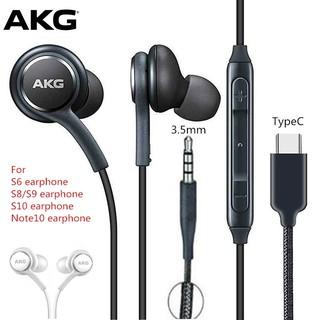 Tai nghe Samsung Akg cho Note10, Note10 plus chính hãng Âm thanh cực chất- Tặng kèm bộ núm