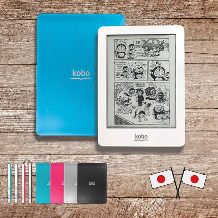 Máy Đọc Sách Kobo Máy Đẹp Có Chứng Từ Nguồn Gốc Xuất Xứ Nhật Bản