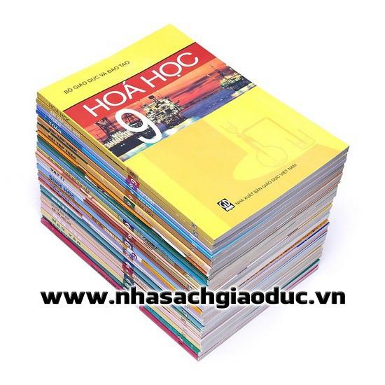 [Trọn bộ] Bộ sách giáo khoa lớp 9 - Năm 2018