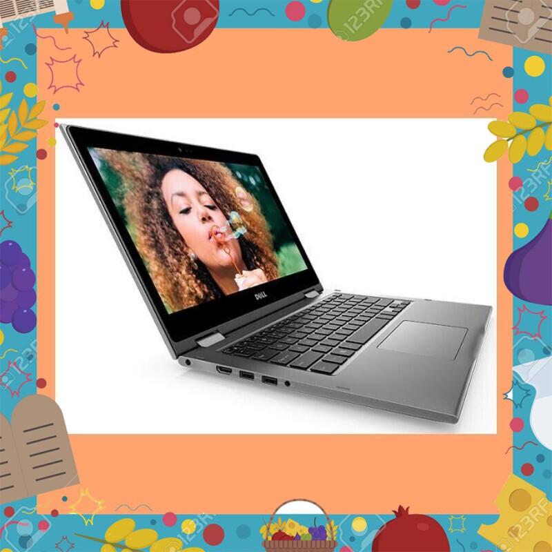 {HOT SALE} Laptop thương hiệu Dell Inspiron T5368 I3-6100U – T5368C (Xám) – Tặng kèm túi NB Dell Giá chỉ 18.750.000₫